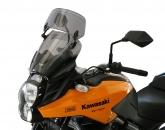 Szyba motocyklowa MRA KAWASAKI VERSYS 650, LE650C, 2010-2014, forma XCTM, bezbarwna