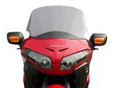 Szyba motocyklowa MRA HONDA GL1800 F6B BAGGER, SC68, 2012-2017, forma AR-GLB1, bezbarwna