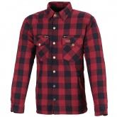 Koszula bawełniana M11 Karo czerwona