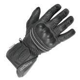 Rękawice motocyklowe damskie BUSE Pit Lane czarne