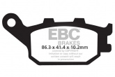 Klocki hamulcowe EBC FA174 (kpl. na 1 tarcze)