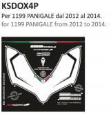 PRINT naklejki na motocykl Ducati 1199 Ducati Panigale 2012/2014