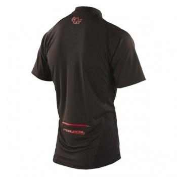 Koszulka rowerowa ROYAL Epic czarna