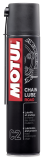 MOTUL Smar do łańcucha z teflonem C2+ CHAIN LUBE ROAD+ 400 ml - Maintenance (103008)
