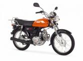Motorower Romet Ogar 202Fi EURO 4 Pomarańczowy