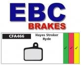 Klocki rowerowe EBC (spiekane) Hayes Stroker Ryde CFA466HH