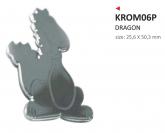 PRINT naklejka Kromex dragon