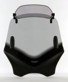 Uniwersalna szyba do motocykli bez owiewek MRA, forma VFXSC, bezbarwna