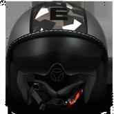 Kask Motocyklowy MOMO BLADE Tytanowy Frost / Camouflage