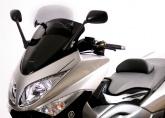 Szyba motocyklowa MRA YAMAHA T-MAX 500 (XP), SJ06, 2008-2011, forma XCTM, bezbarwna