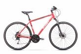 Rower Romet Orkan 4M czerwony 2018