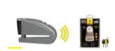 AUVRAY blokada na tarczę z alarmem  B-LOCK 10 INOX - stal nierdzewna, średnica bolca 10mm (klasa S.R