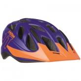 Kask rowerowy Lazer J1 fioletowy rozmiar juniorski