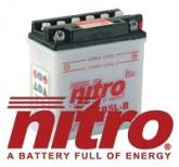 Akumulator NITRO HVT 02 AGM Harley OE 66010-97