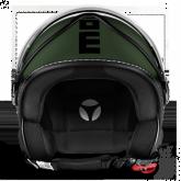 Kask Motocyklowy MOMO FGTR CLASSIC Military Green Matt / Czarny