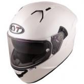 Kask motocyklowy KYT NF-R biały