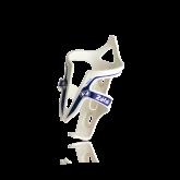 Koszyk Bidonu Zefal Pulse Fiber Glass Biały/Niebieski