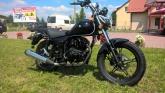 Motocykl Romet Soft Chopper 2 EURO4 czarny