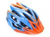 Kask rowerowy Romet model 151 niebieski rozm. M/L
