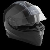 Kask motocyklowy ROCC 432 szaro-czarny [ROCC432]