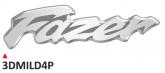 Naklejka 3D PRINT Fazer (2 szt.)