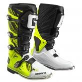 Buty motocyklowe GAERNE FASTBACK Endurance żółte rozm. 43