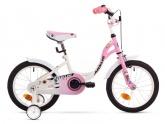 Rower Arkus Tola 16 S Biało-Różowy