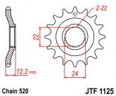 Zębatka napędowa przednia JTF1125.17 - 17 zębów