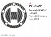PRINT naklejka na wlew paliwa Suzuki from 2003