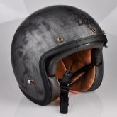 Kask motocyklowy LAZER MAMBO EVO Cafe Racer alu brosse matowy