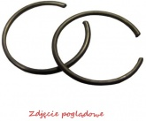 ProX Zapinka Sworznia Tłokowego 17 x 1.0mm (set of 2)