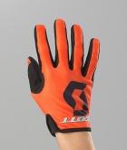 Rękawiczki SCOTT 350 Track Blue/Orange