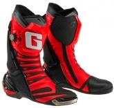 Buty motocyklowe GAERNE GP1 EVO czerwone rozm. 41