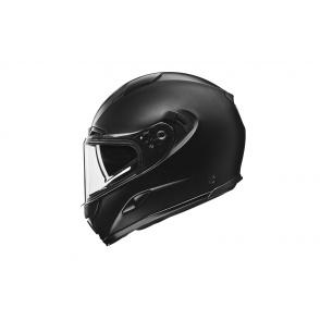 Kask Motocyklowy MOMO HORNET (MONO Black Matt / Silver) rozm. M