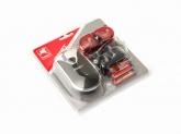 Zestaw lampek rowerowych ROMET R-304