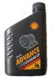 Olej do przekładni Shell Advance Gear EP  SAE80W , API GL4