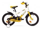 Rower Arkus Tom 16 R Biało-Żółty