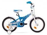 Rower Arkus Tola 16 Y Biało-Niebieski