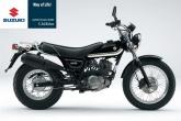 Motocykl Suzuki Van Van 125