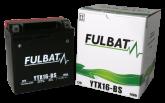 Akumulator FULBAT YTX16-BS (AGM, obsługowy, kwas w zestawie)