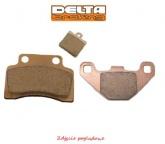 Klocki hamulcowe DELTA DB2080 (odpowiednik FA092 ; FA323)