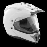 Kask motocyklowy ROCC 770 biały metalik