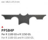 Naklejka na półkę kierownicy PRINT Bmw R 1100 GS / R 1150 GS