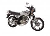 Motocykl Romet K125 Srebrny