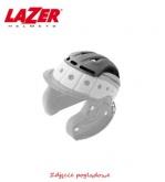 LAZER Zestaw poduszek wnetrza kasku (głowa) MX8 (Szary / 3xL)