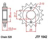 Zębatka napędowa przednia JTF1042.14 - 14 zębów