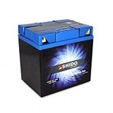 Akumulator SHIDO LIX30L-BS Litowo Jonowy 4 terminals