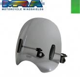 Uniwersalna szyba do motocykli bez owiewek MRA (typ ROC, zielona)