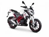 Motocykl Romet Z-ONE-R EURO 4 czerwony 2017