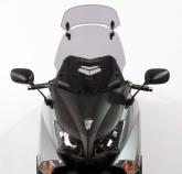 Szyba motocyklowa MRA YAMAHA T-MAX 530 (XP), SJ09, 2012-2015, forma XCTM, bezbarwna